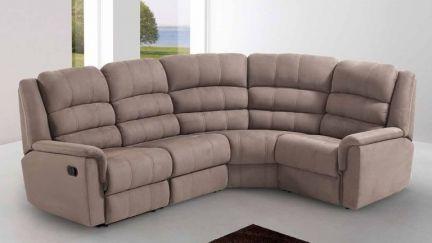 Sof s relax moveis e decora o de interiores loja de for Sofas relax online