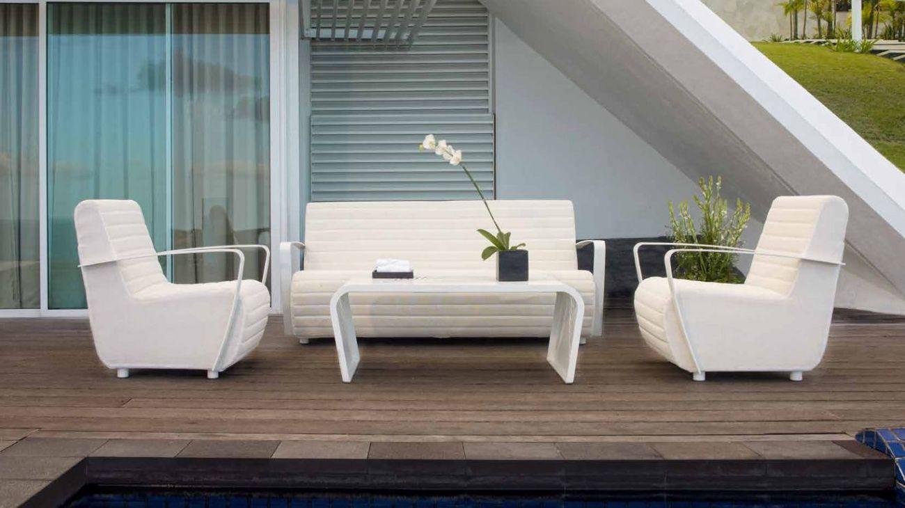 Sof s axis ao melhor pre o na gra a interiores sof s jardim for Sofa exterior jardim