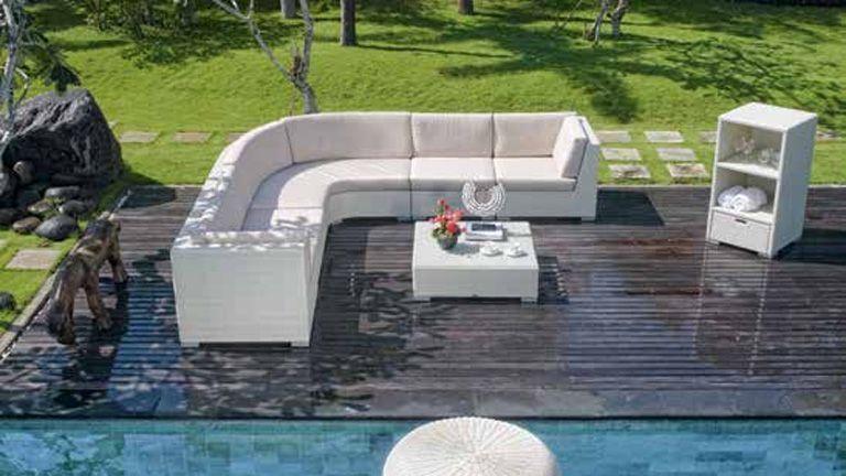 Sof s pacific m1 ao melhor pre o na gra a interiores for Sofa exterior jardim