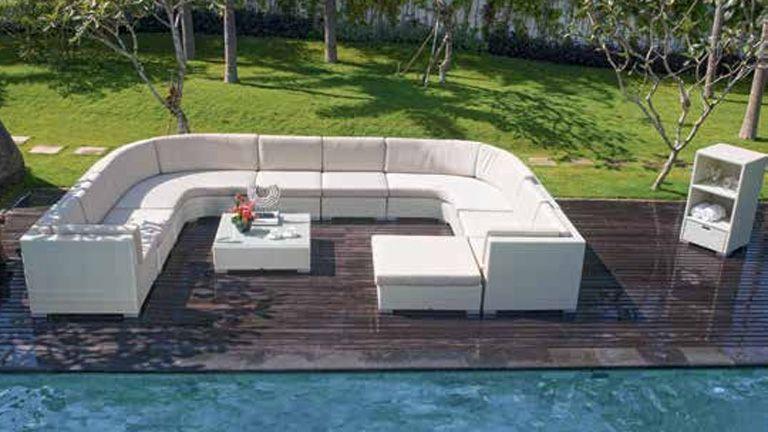 Sof s pacific xl ao melhor pre o na gra a interiores for Sofa exterior jardim