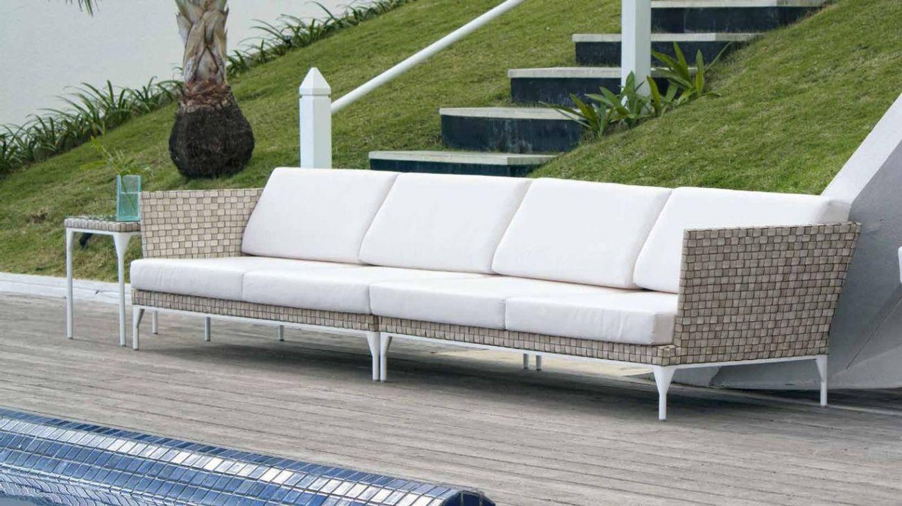 Sof brafta ao melhor pre o na gra a interiores sof s jardim for Sofa exterior jardim
