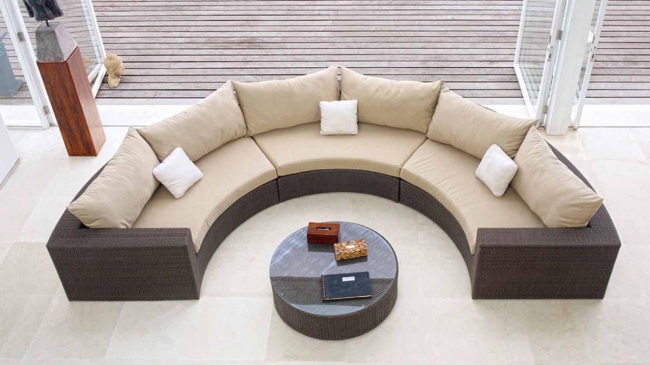 Sof s malay iii ao melhor pre o na gra a interiores sof s for Sofa exterior jardim
