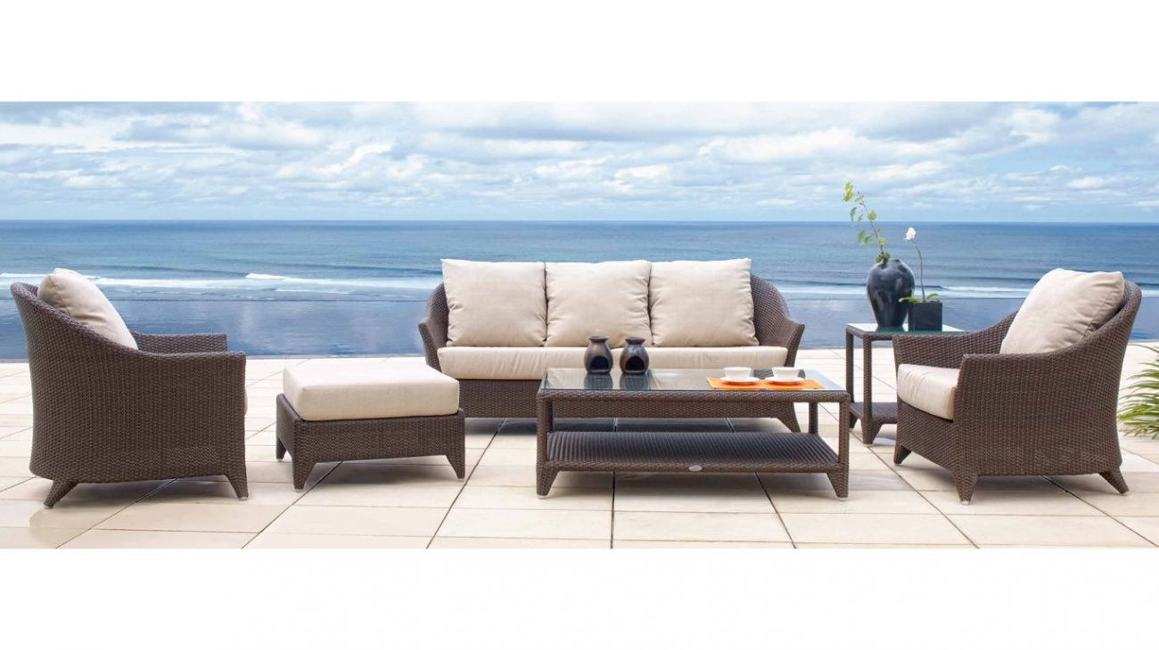 Sof s malta ii ao melhor pre o na gra a interiores sof s for Sofa exterior jardim