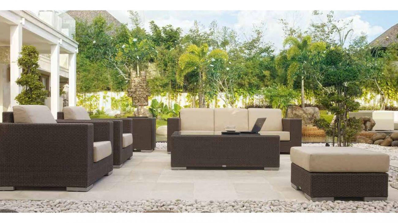 Sof s cuatro ii ao melhor pre o na gra a interiores sof s for Sofa exterior jardim