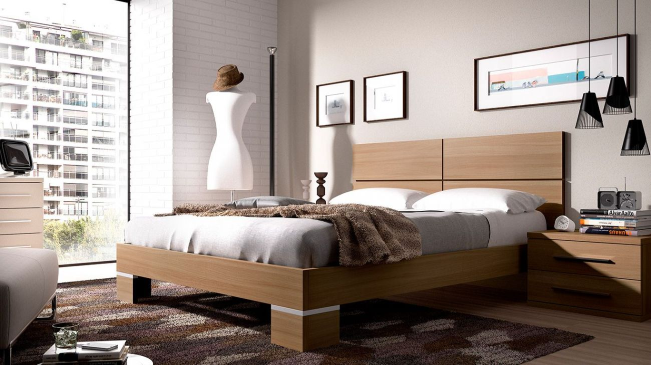 Quarto Casal H 529 Ao Melhor Pre O Na Gra A Interiores Quartos De  ~ Imagem De Quarto De Casal Moderno