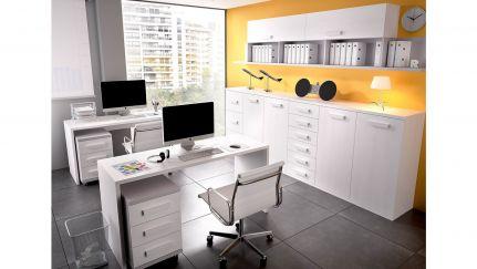 Escrit rios completos moveis e decora o de interiores for Decorar un despacho femenino