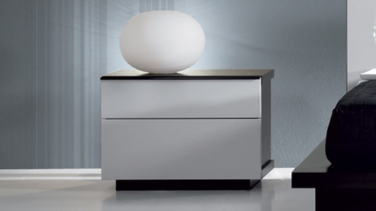 Mesa Cabeceira BL 2 Gavetas ao melhor preço na Graça  ~ Quarto Casal Egg Xl