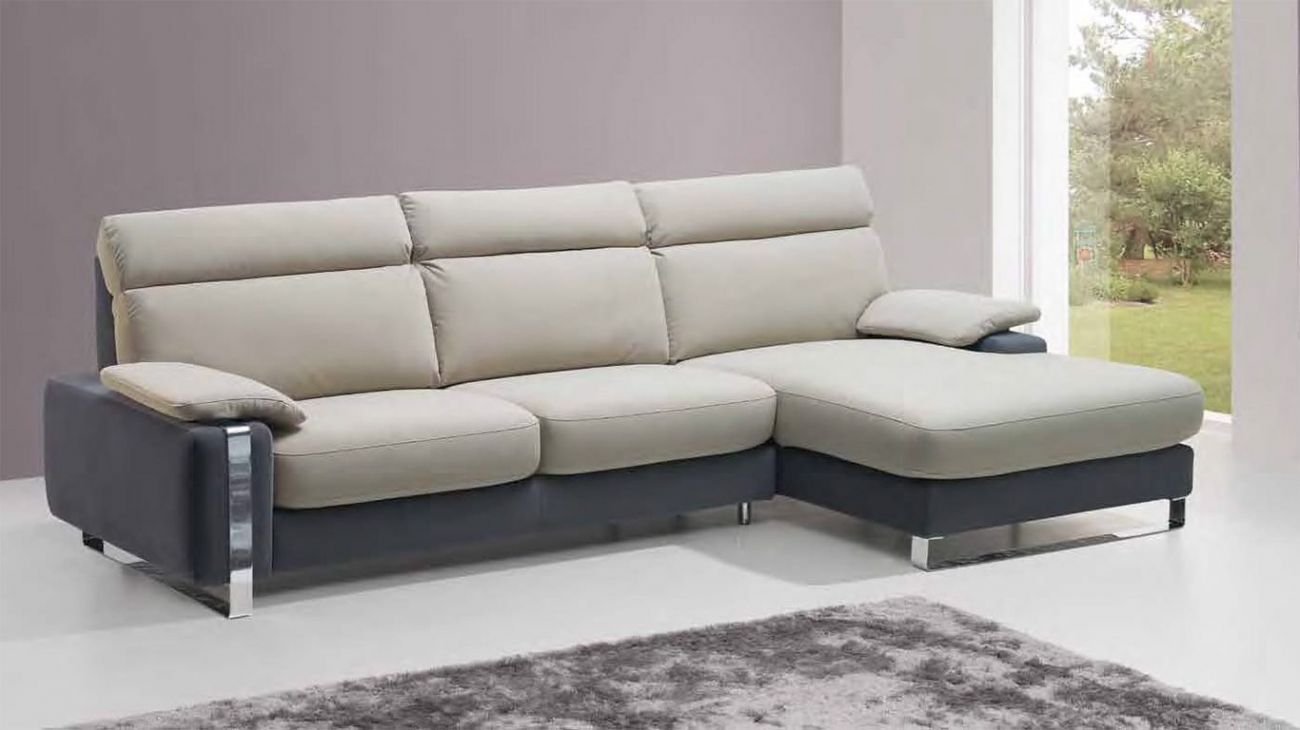 Sof alanya chaise ao melhor pre o na gra a interiores for Chaise longue interiores