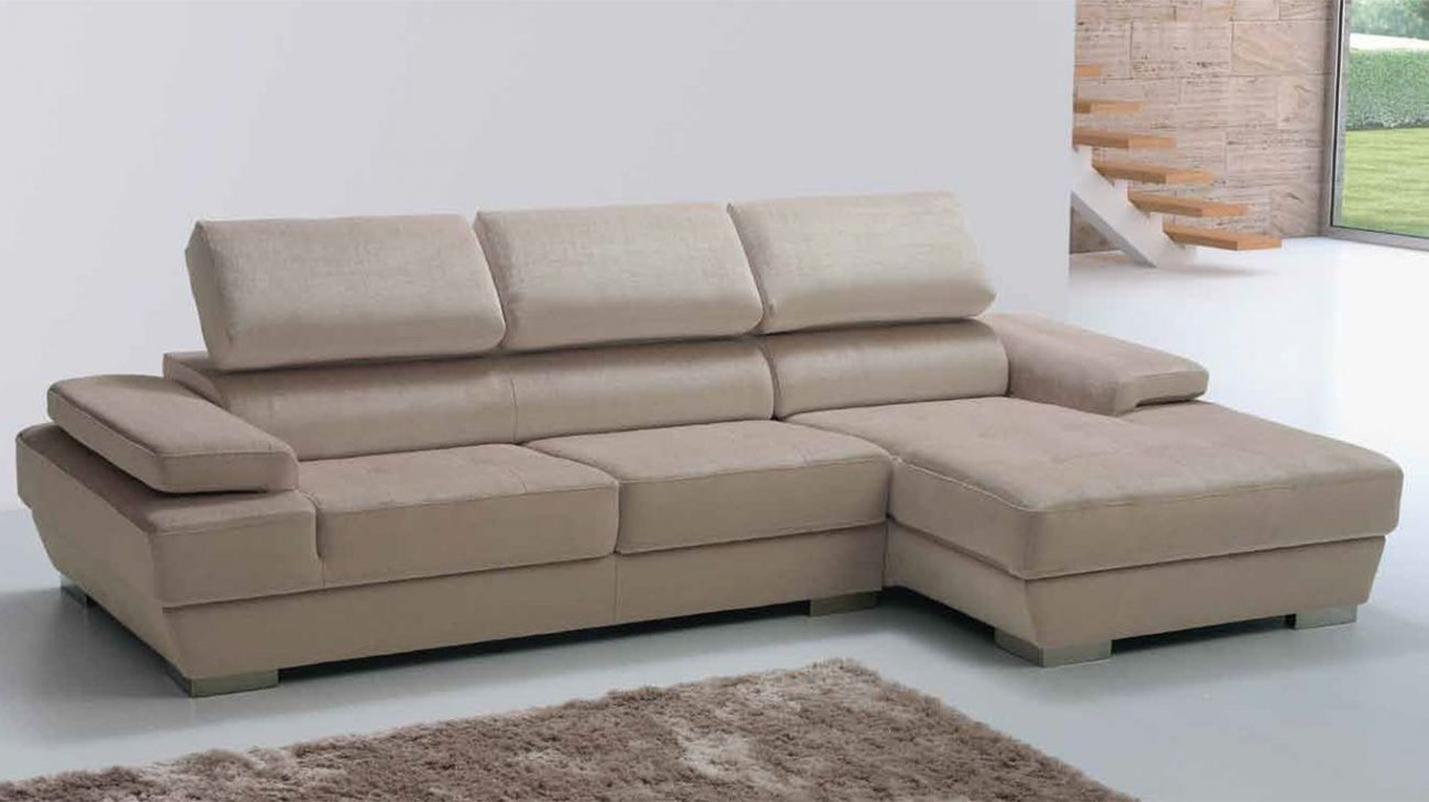 Sof prestige chaise ao melhor pre o na gra a interiores for Chaise longue interiores