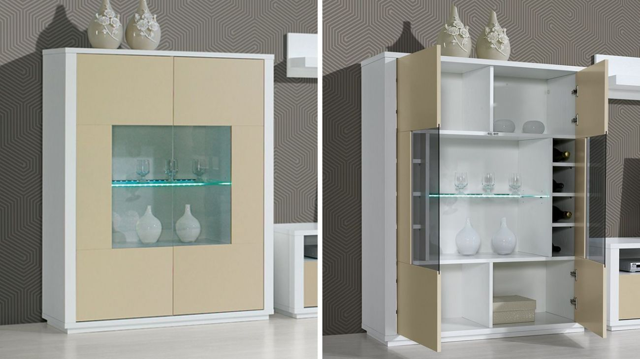 #474266 Móvel Bar 2 Portas Roma ao melhor na Graça  1366x768 píxeis em Bar Movel Sala Estar Moderno Colorido