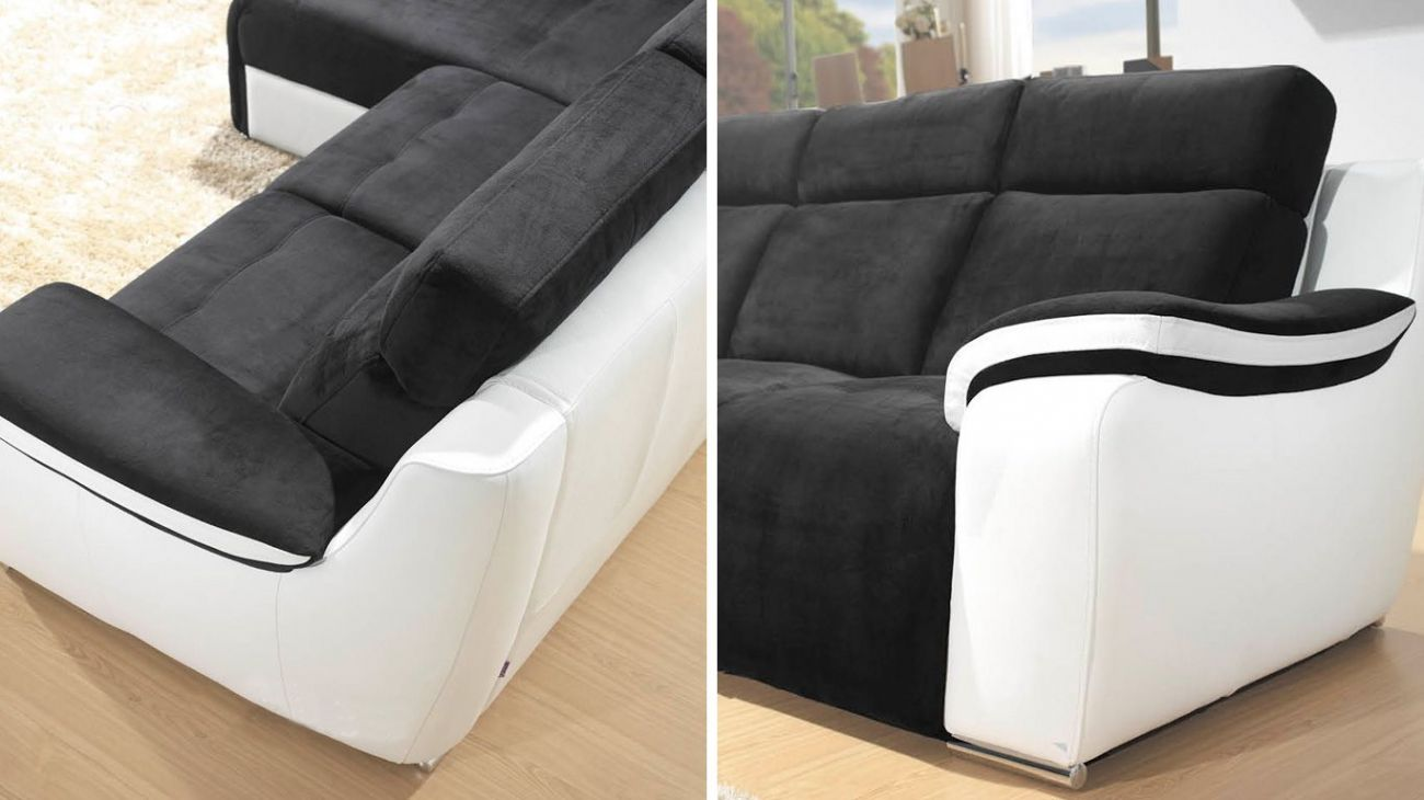 Sof chaise equinoxe ao melhor pre o na gra a interiores for Chaise longue interiores