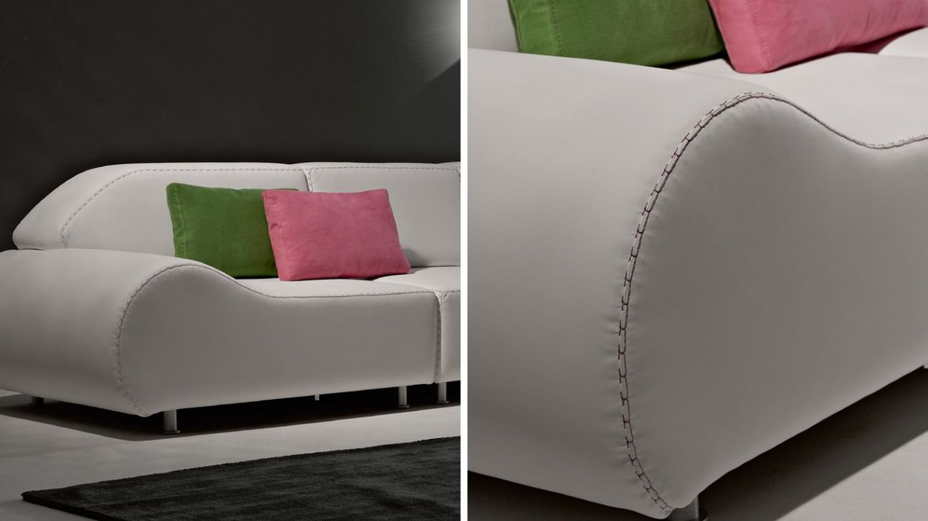 Sof chaise evolution ao melhor pre o na gra a interiores for Chaise longue interiores
