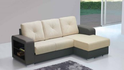 Sof chaise daytona ao melhor pre o na gra a interiores for Chaise longue interiores