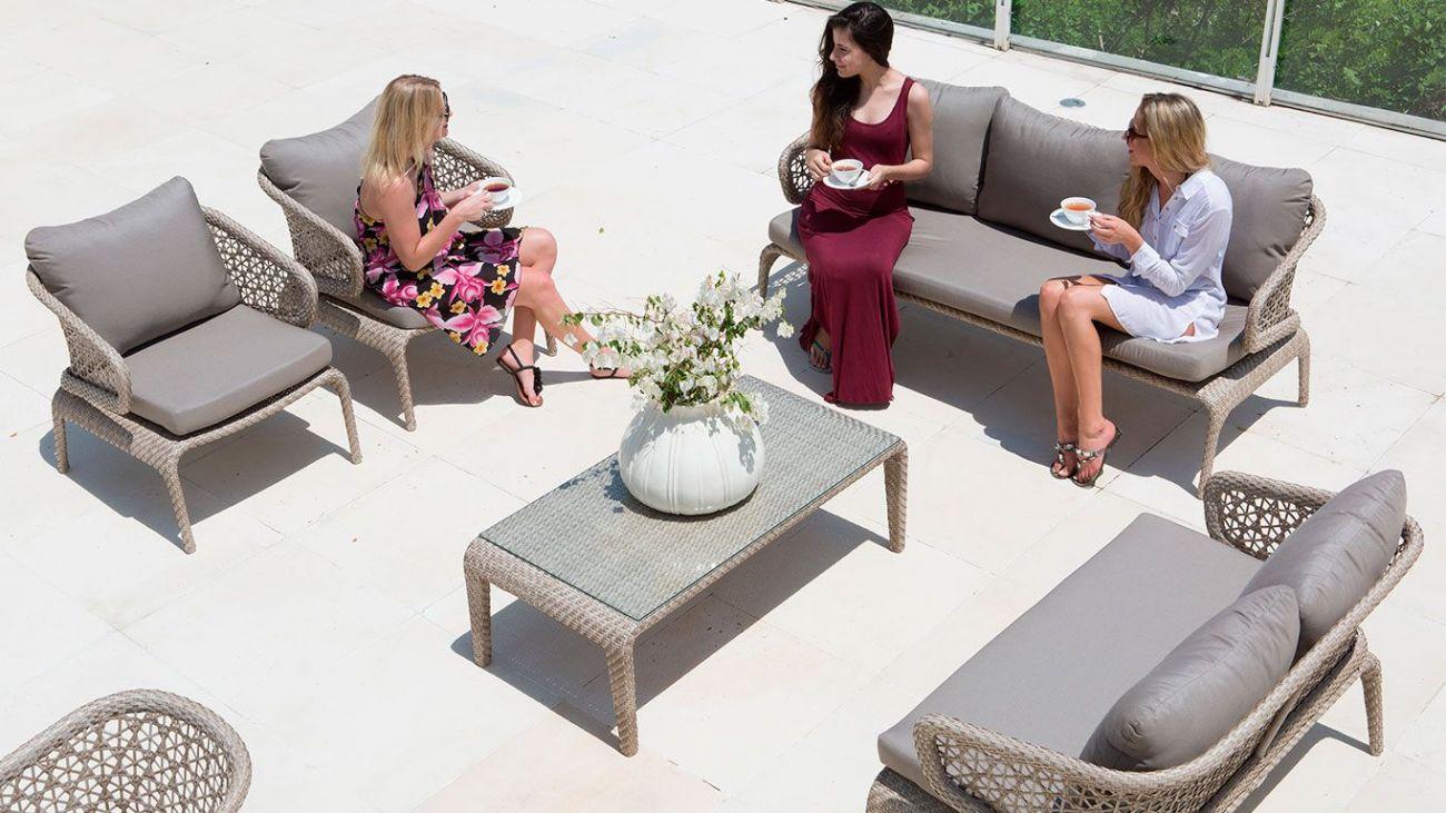 Sof s journey ao melhor pre o na gra a interiores sof s for Sofa exterior jardim