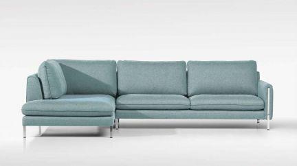 Sof walter c chaise ao melhor pre o na gra a interiores for Chaise longue interiores