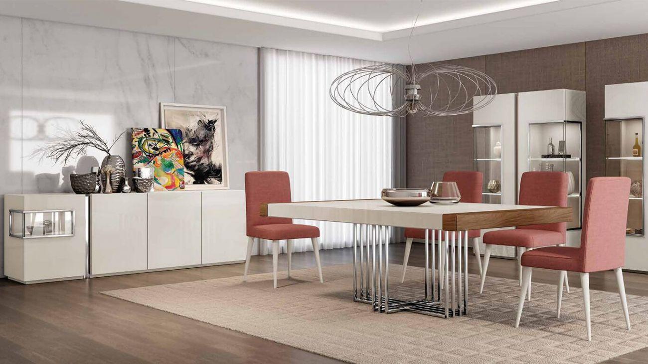 Sala De Jantar Lobe Ao Melhor Pre O Na Gra A Interiores Salas Completas -> Aparador Para Sala D Jantar Aki