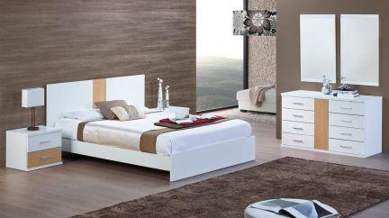 Quartos casal completos moveis e decora o de interiores for Mobilia quarto casal custojusto