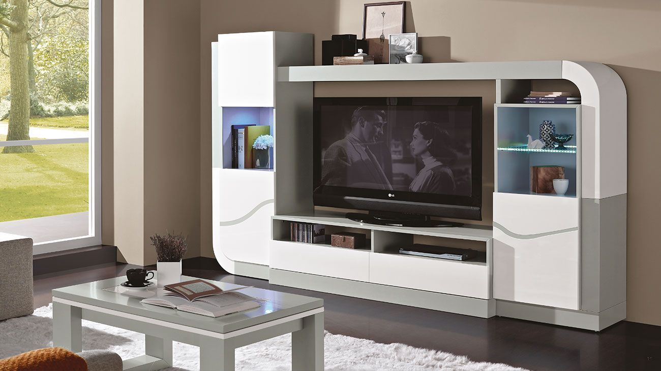 Sala Estar Just Gabrielle, modulo tv