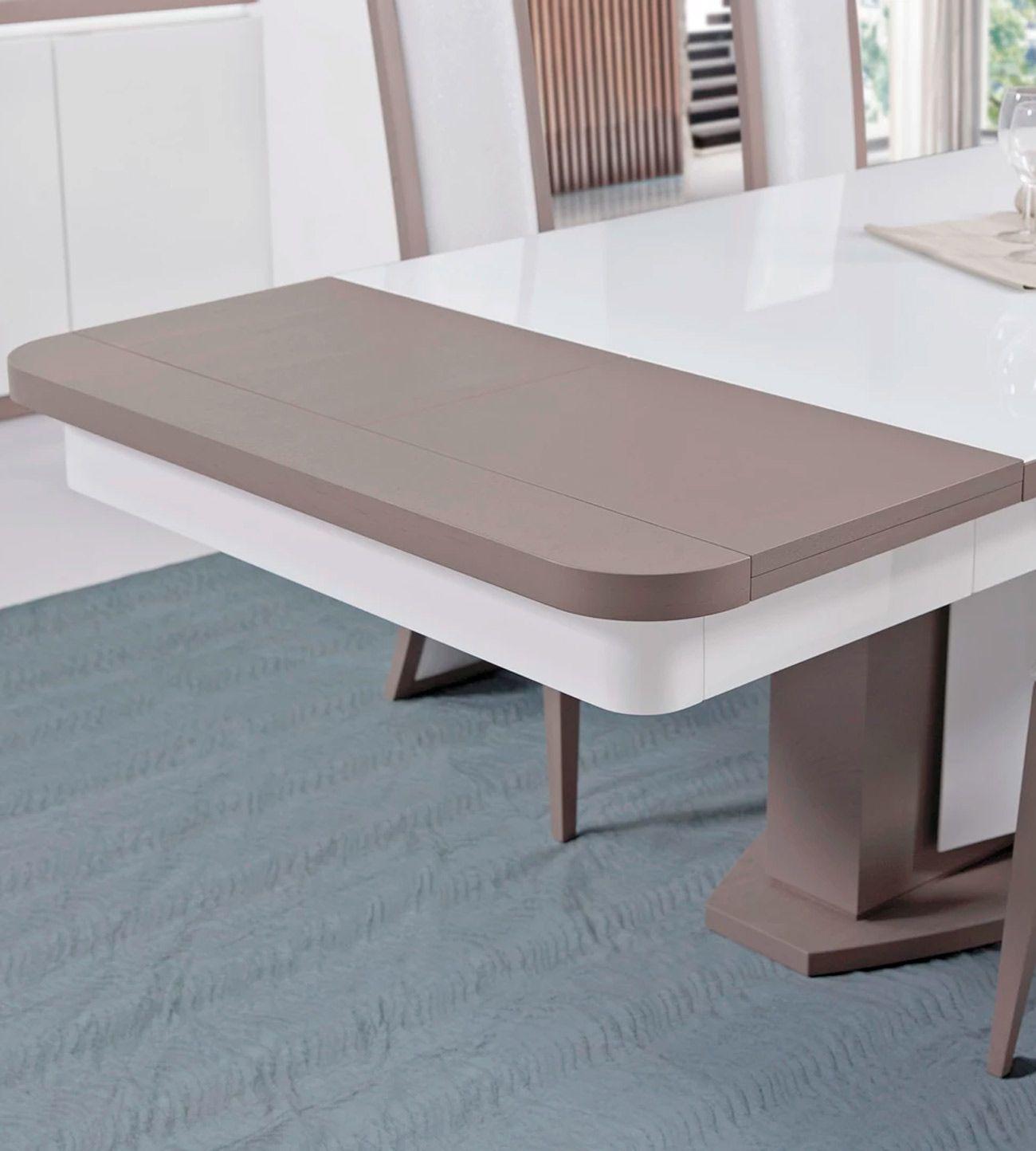 Mesa de jantar Extensível Viana, Mesa de Jantar Graca Interiores