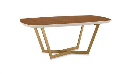 Mesa de Jantar Fixa Aroma 01