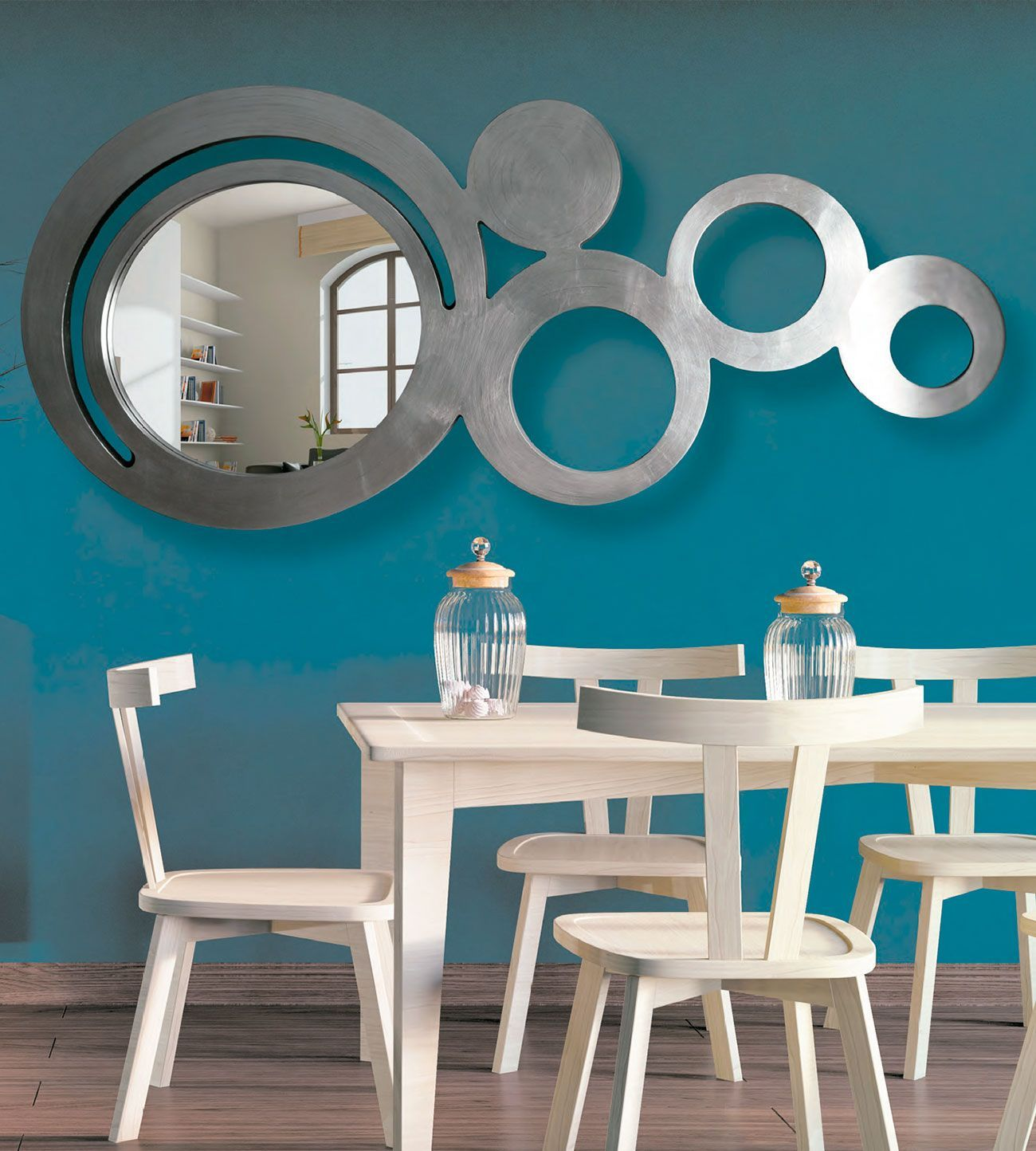 Espelho Redondella, Espelhos Decorativos