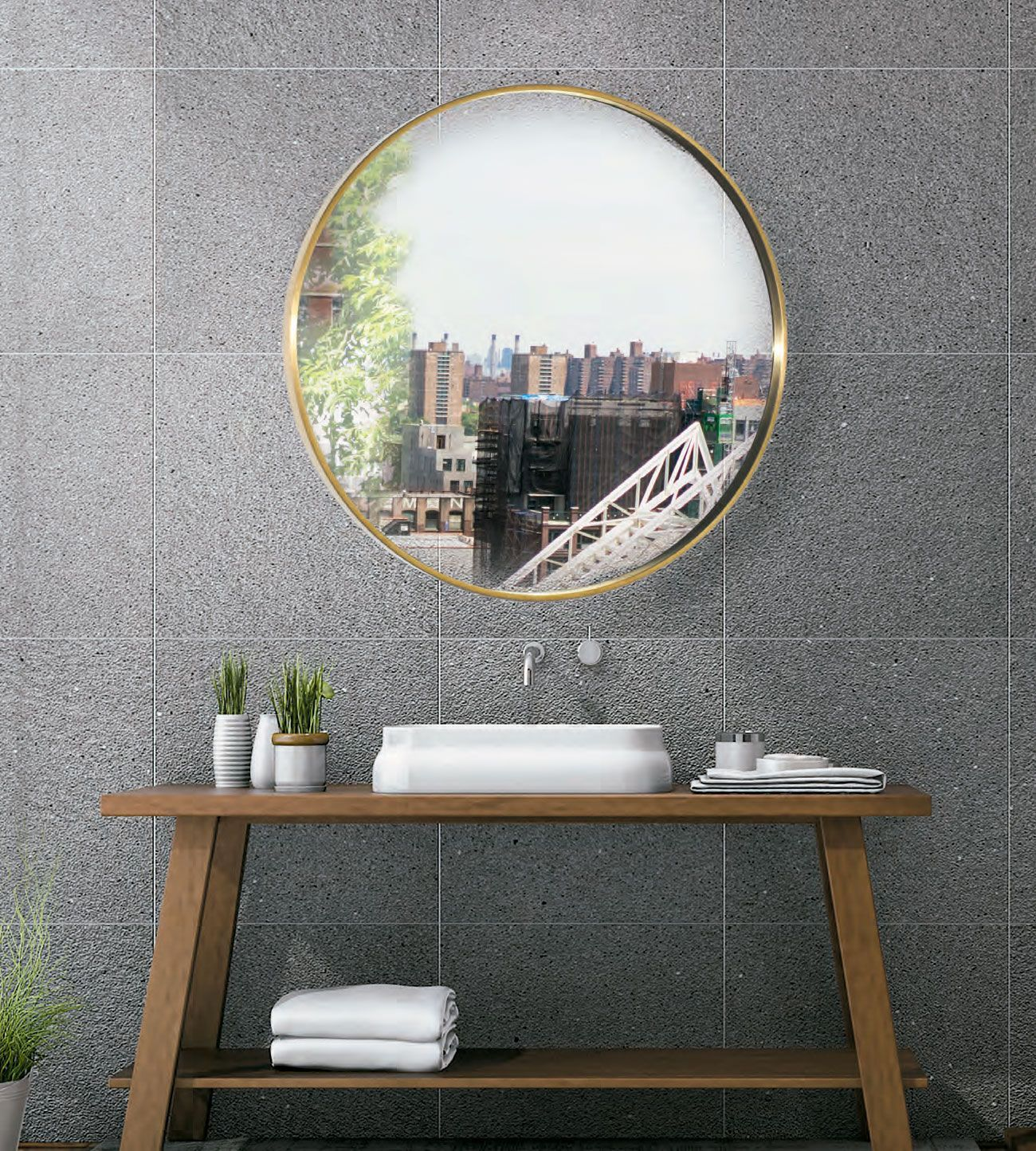 Espelho Yoga, Espelhos Decorativos