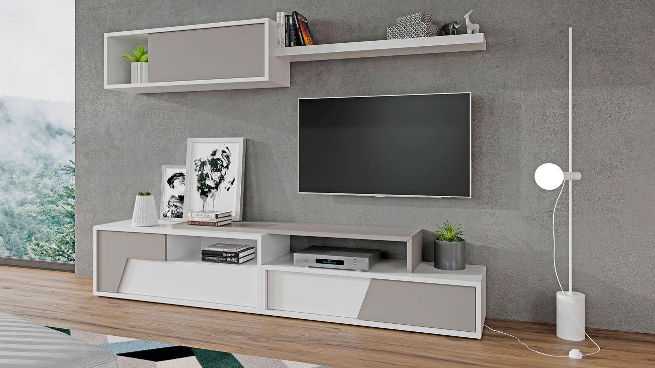 Sala de Estar Uno II, modulo tv