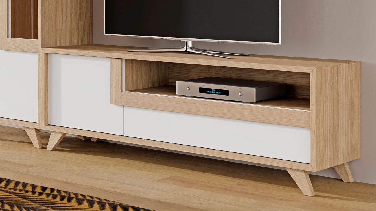 Base TV Due I, Moveis de TV Graca Interiores