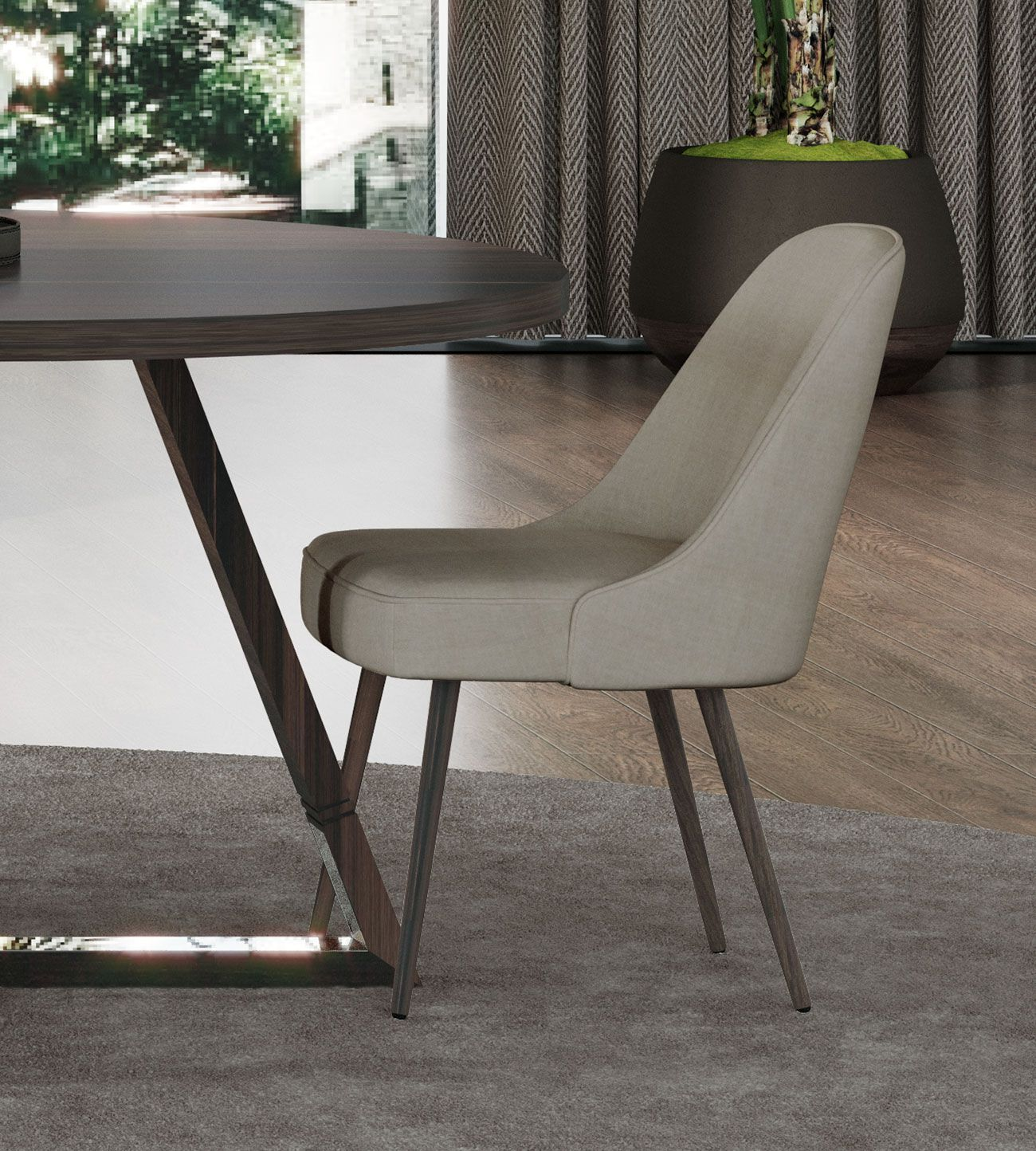 Cadeira Lily, Cadeiras Graca Interiores