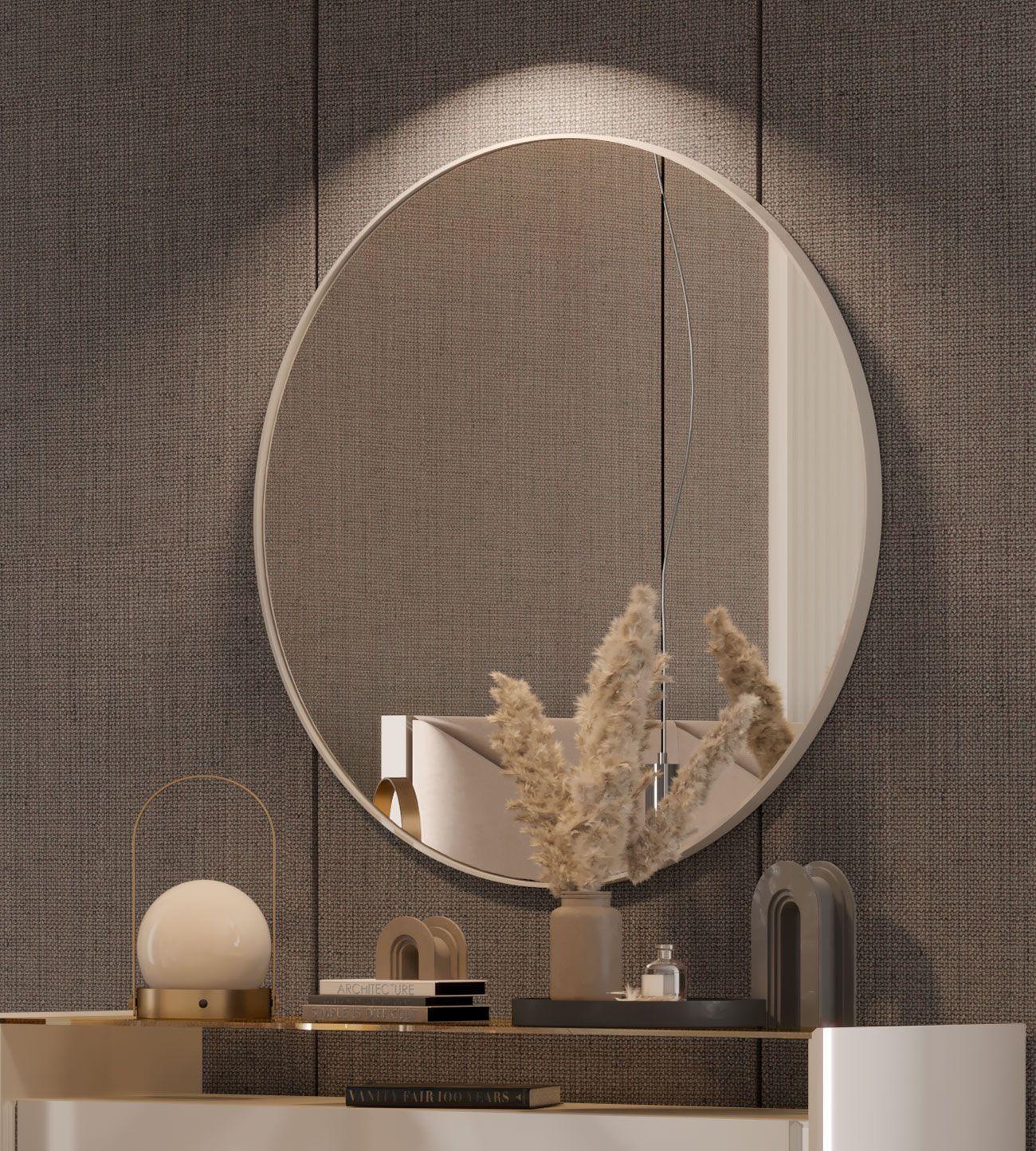 Moldura Lorenzo, Espelhos de Quartos Graça Interiores