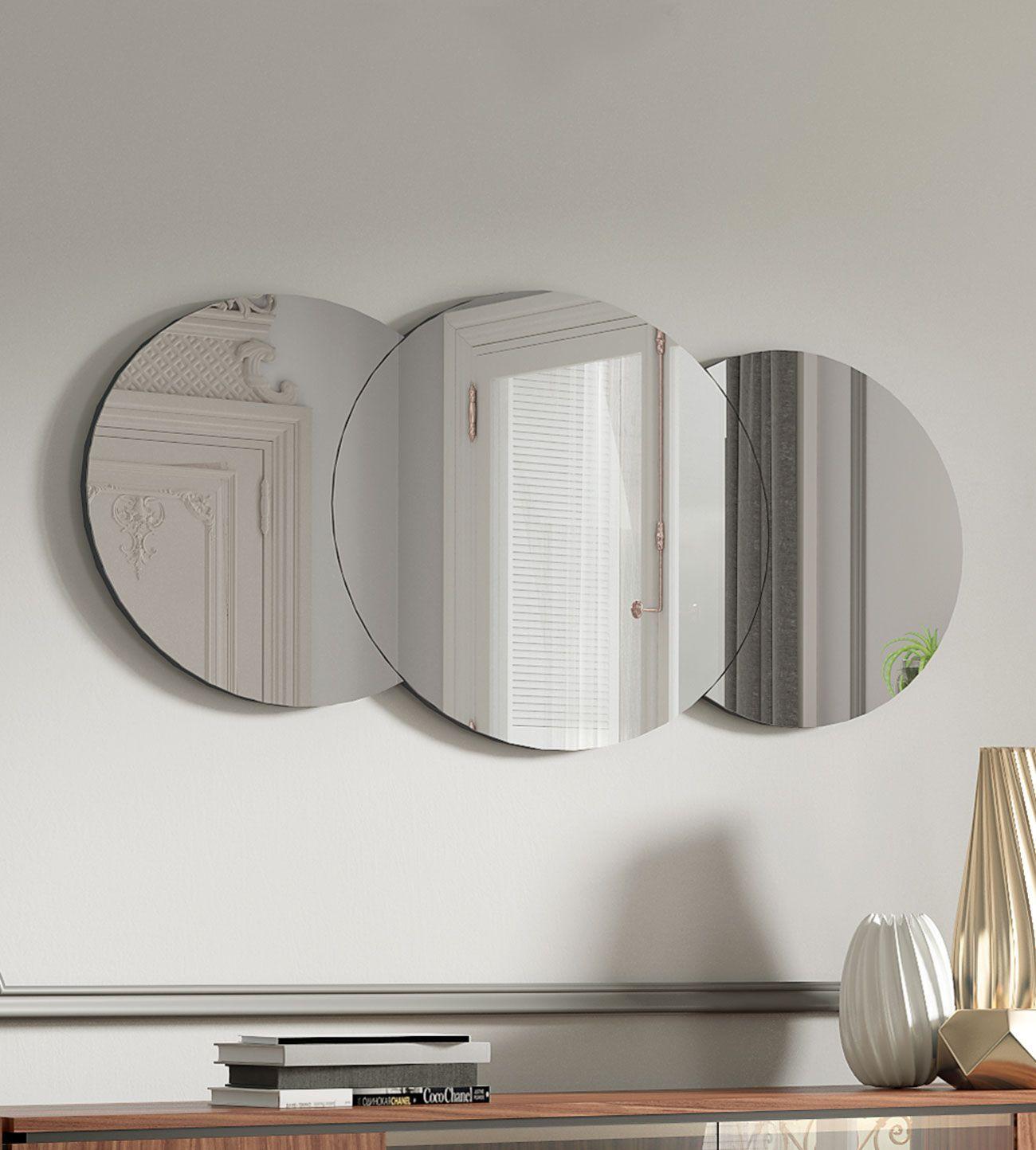 Moldura Juliet, Espelhos Decorativos