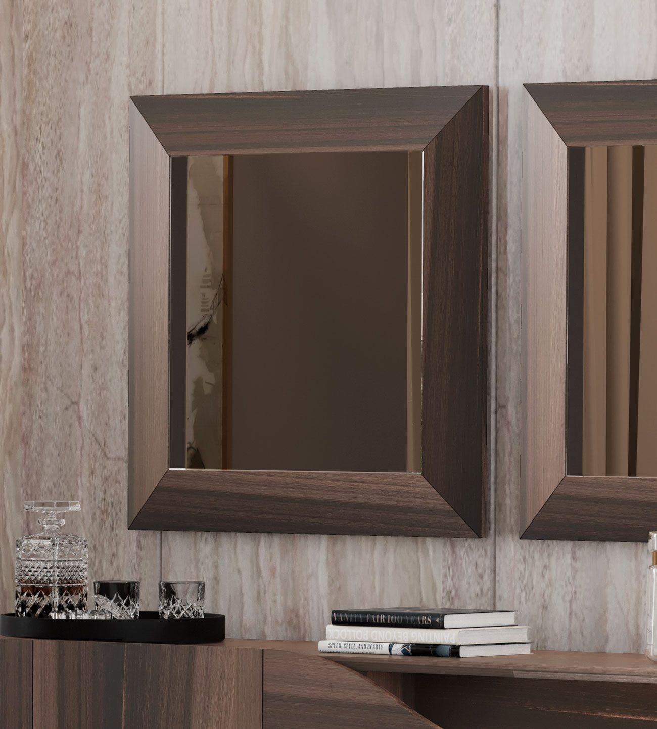Moldura Emma, Espelhos de Quartos Graça Interiores