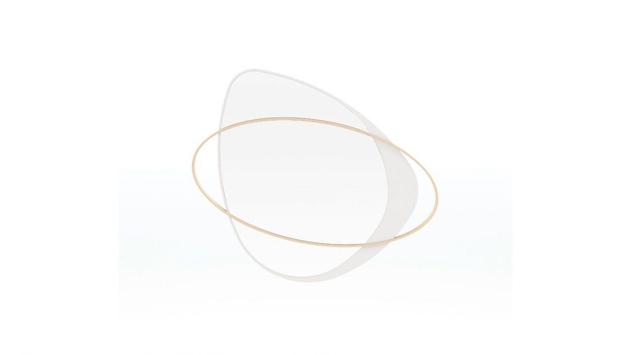 Moldura K XLux, Espelhos de Quartos Graça Interiores