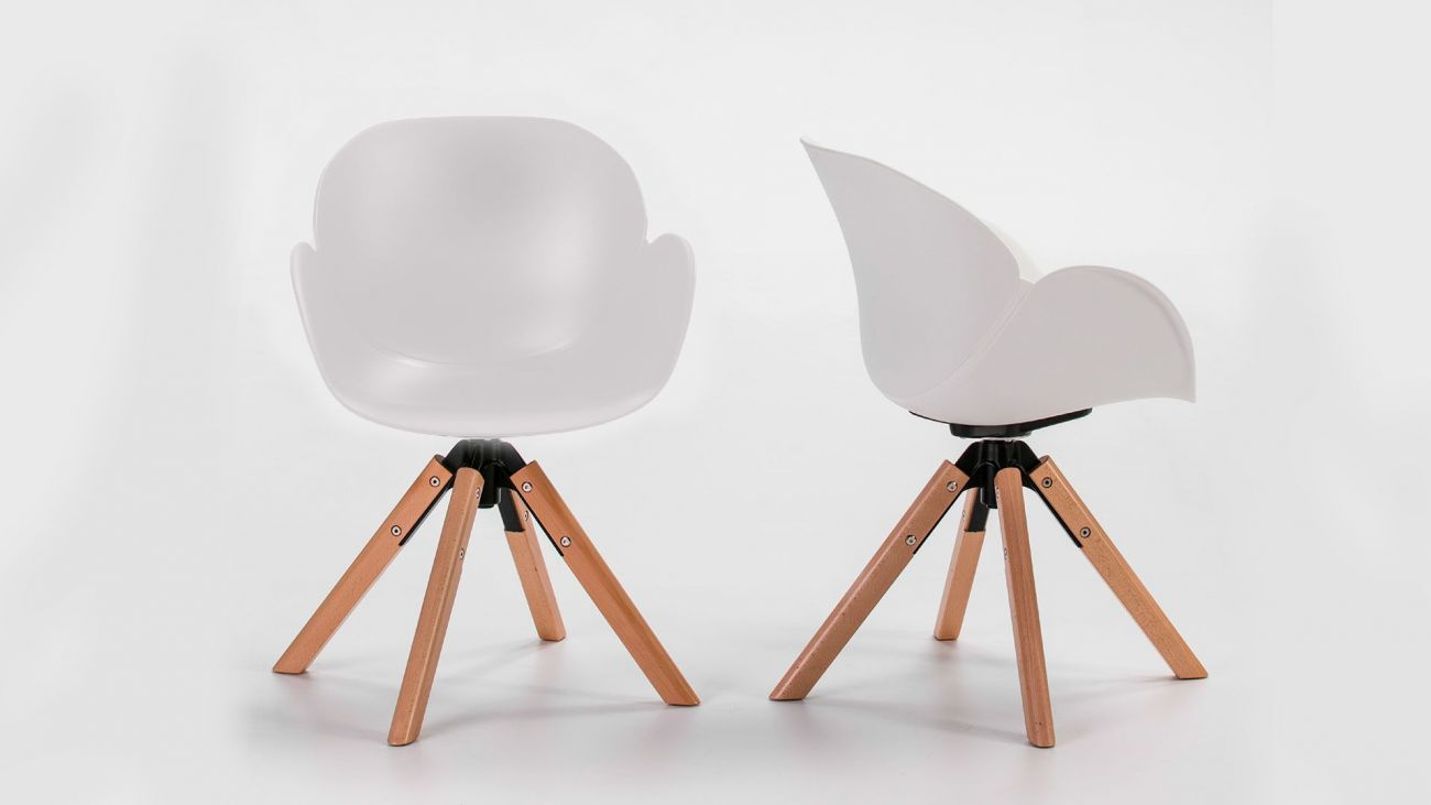 Cadeira Giratória Mandy, Cadeiras Graca Interiores