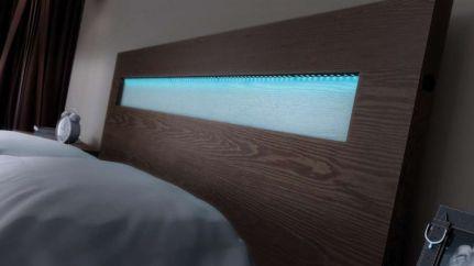 Cama Casal Led DV 201, Camas de Casal Graca Interiores
