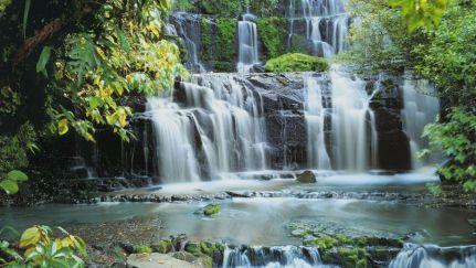 Poster Pura Kaunui Falls