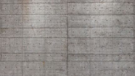 Poster Concrete Blocks