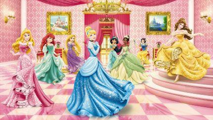 Poster Princess Ballroom