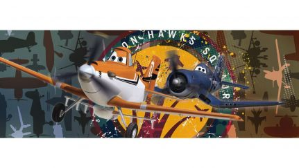 Poster Planes Squadron