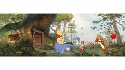 Poster Pooh's House
