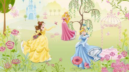 Poster Princess Garden