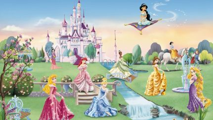 Poster Princess Castle