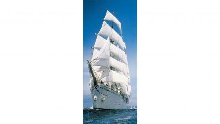 Poster Sailing Boat