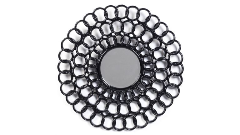 Espelho Barton Preto, Espelhos Decorativos