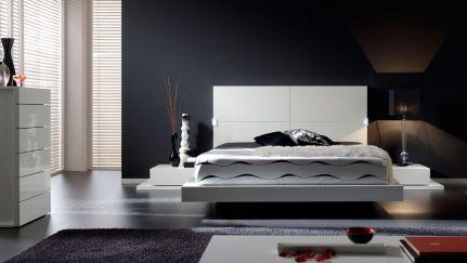 Quarto Casal AR22, cama
