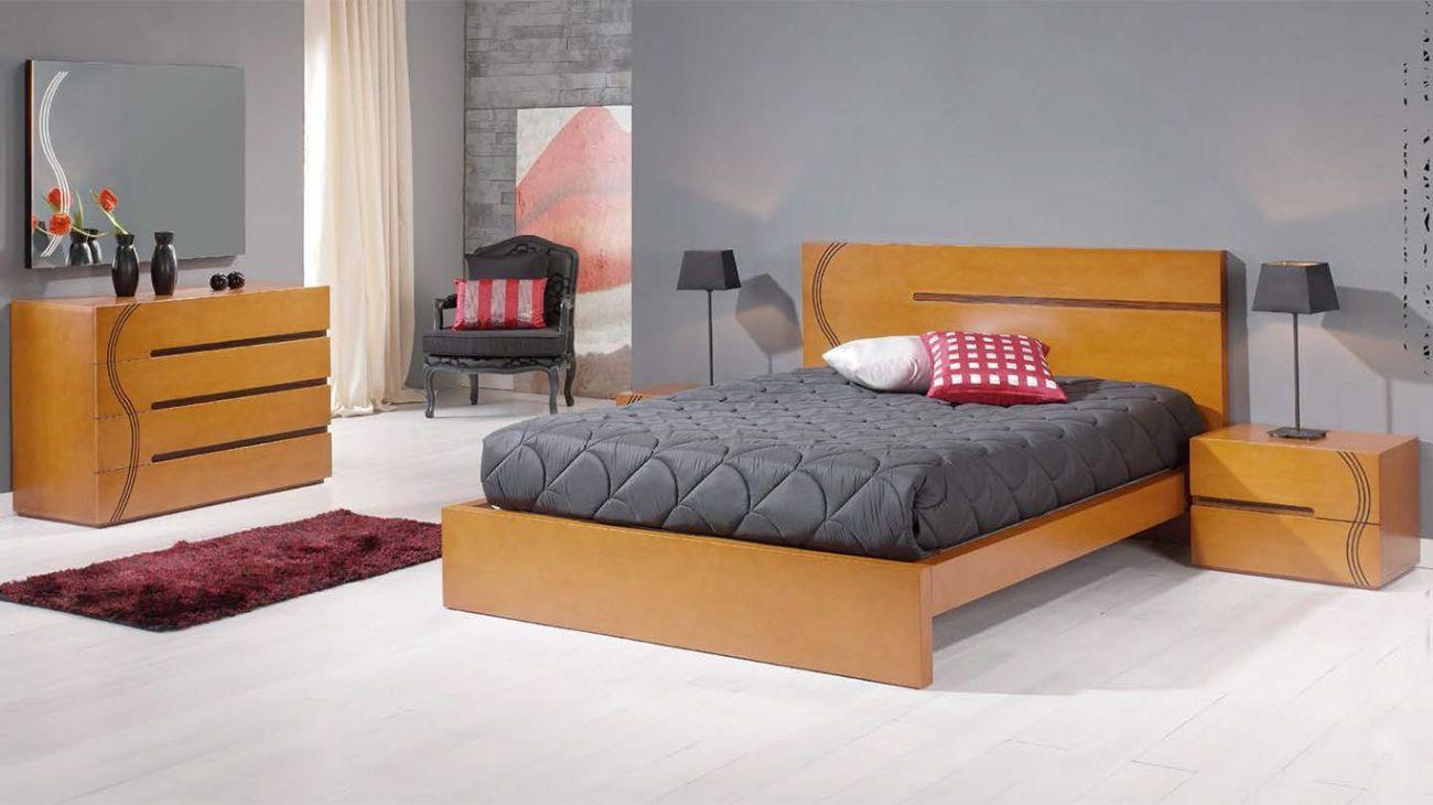 Quarto de Casal Perugia, cama