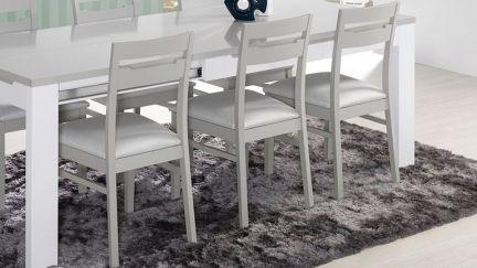 Cadeira Viena Cinza