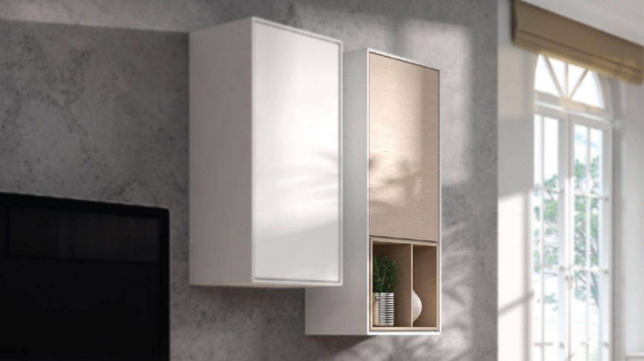 Alçado com caixa NN401, Prateleiras e Alcados Graca Interiores