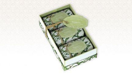 Caixa de Sabonetes Aromáticos Verbena, Sabonetes