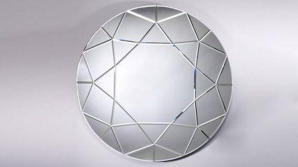 Espelho Round Diamond